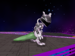Shiny Armored Mewtwo